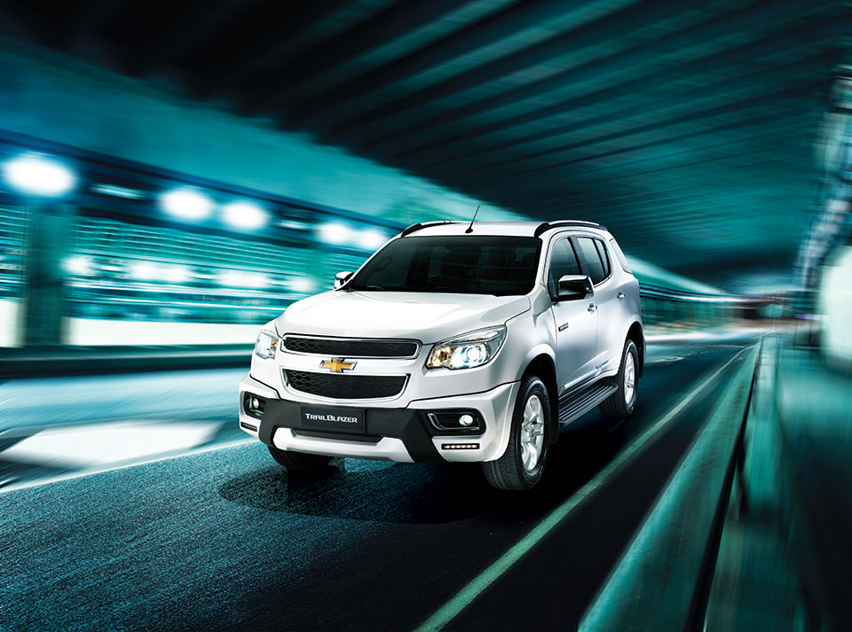 Special Ad Feature New 2015 Chevrolet Trailblazer Variants Make