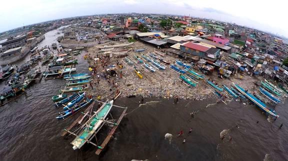 Problema sa mga basurang naiipon sa mga dump site