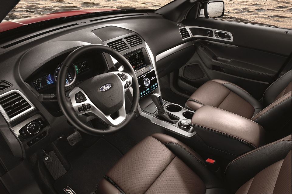 Car Review Ford Explorer Sport Is Big On Features Lifestyle Gma