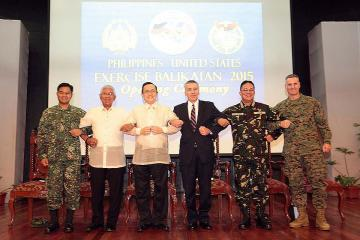 PHL-US Exercise Balikatan 2015 formally opens