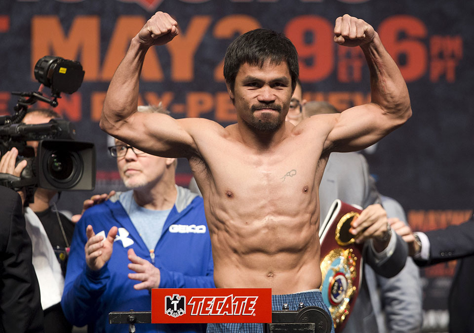 editorial we are all manny pacquiao opinion gma news online