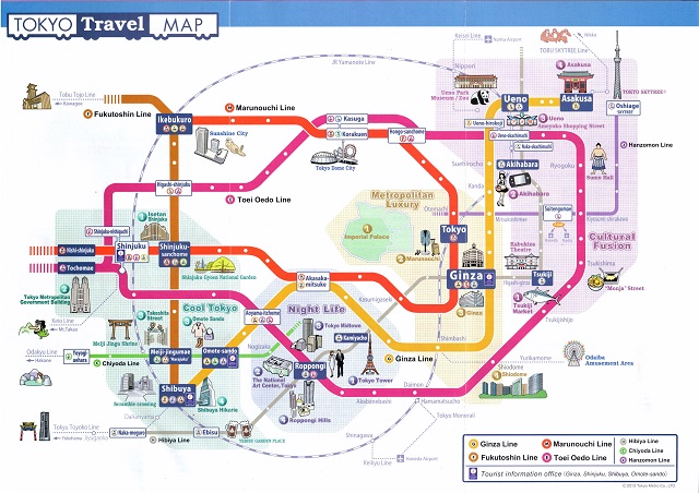 6 small tips to make any trip to japan memorable for Online house map maker