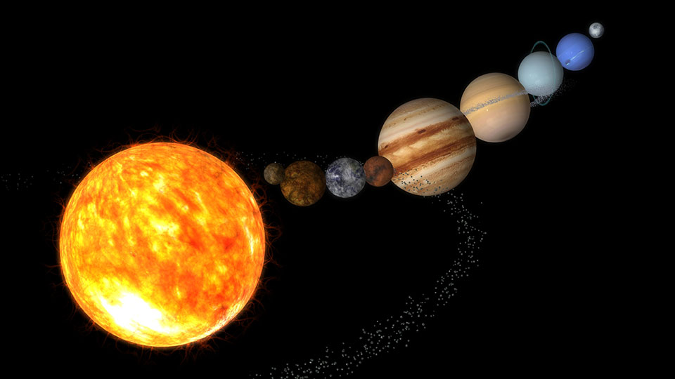 solar system with two suns - photo #27