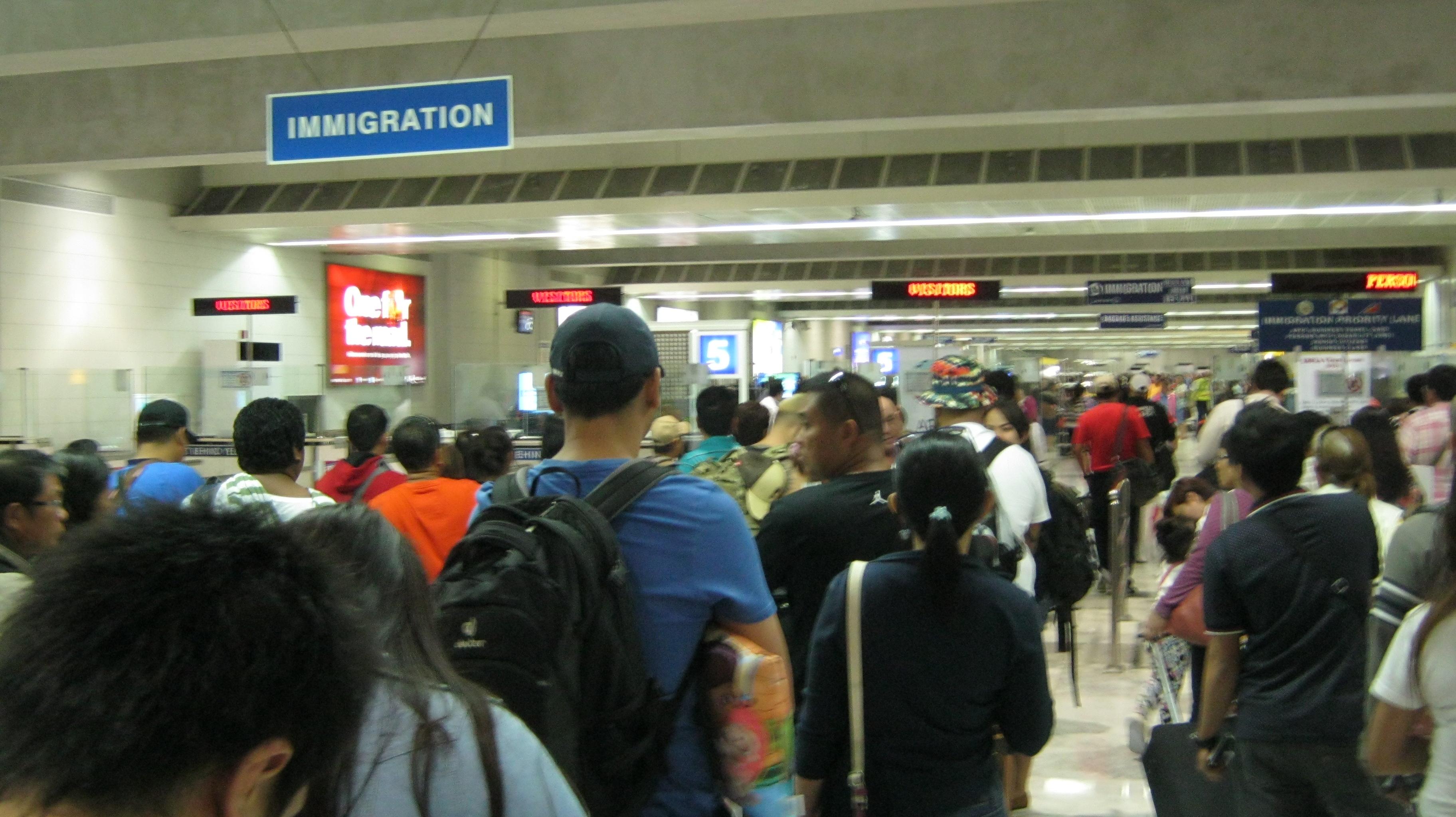 NAIA, still the 'worst airport' according to pilots, flight