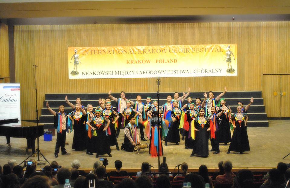 UP Concert Chorus wins the Grand Prix in Krakow intl choir ...