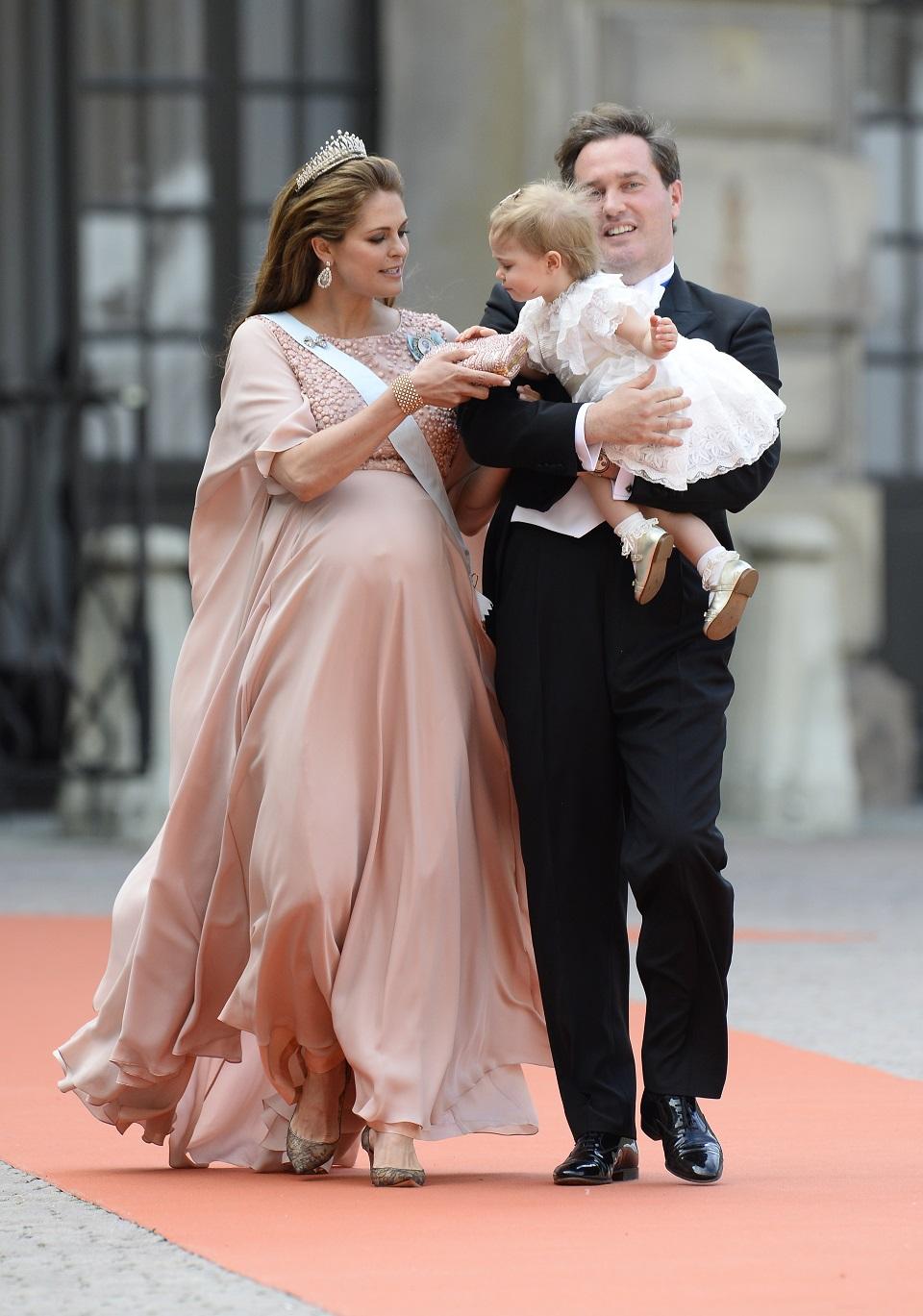 Sweden S Princess Madeleine Gives Birth To Son Lifestyle