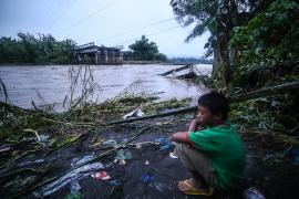 NDRRMC: 126,000 people affected by continued heavy rain in Mindanao