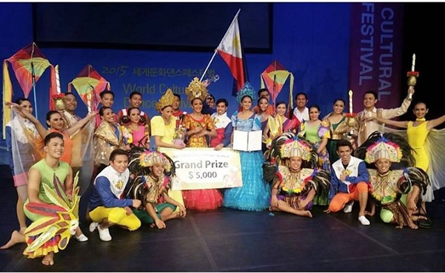 IYF 2015 World Cultural Dance Festival