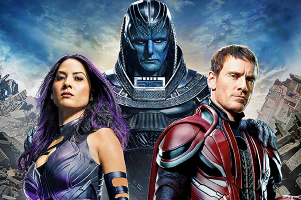 Powerful mutants make do with weak 'X-Men: Apocalypse' script | Lifestyle | GMA News Online
