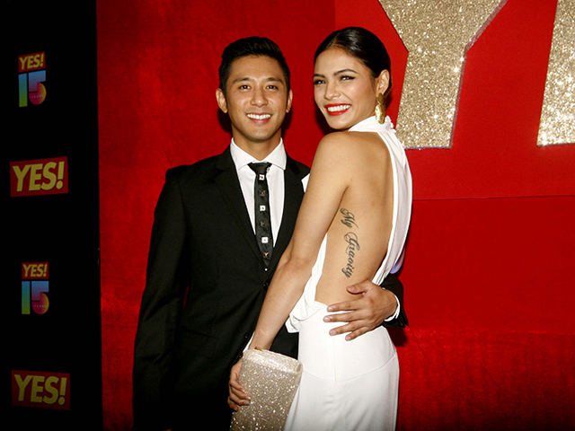 lovi poe and rocco nacino relationship questions