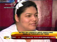 burglars hit condo unit of bianca lapus 24 oras gma news online