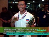 New Asian archery champion is a Filipino - Pinoy Abroad - GMA News ...