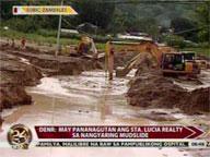 24oras:  Sta. Lucia Realty, may pananagutan daw sa nangyaring mudslide