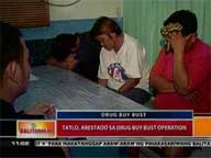 BT:  Tatlo, arestado sa drug buy-bust operation sa Subic