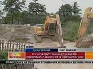 BT:  Sta. Lucia Realty, pananagutan ang mga responsibilidad sa mudslide sa Subic