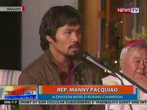 Talambuhay ni Manny Pacquiao Tagalog Talambuhay ni Manny Pacquiao