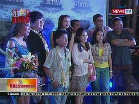 Balitanghali: VIP Screening ng 'Tiktik: The Aswang Chronicles', star
