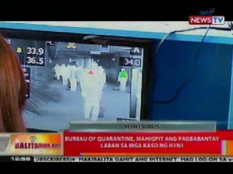 Bureau of quarantine mahigpit ang pagbabantay vs sa mga for Bureau quarantine philippines