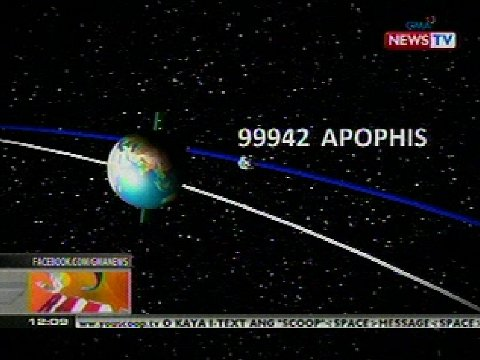 asteroid 99942 apophis - photo #3