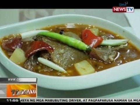 unang ulan ng mayo book report
