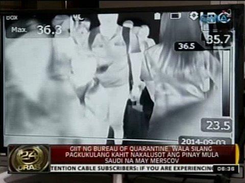 Bureau of quarantine wala raw pagkukulang kahit nakalusot for Bureau quarantine philippines