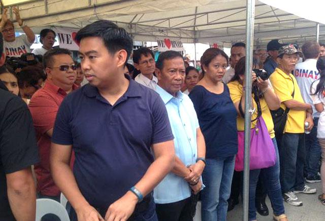 Sandiganbayan OKs Junjun Binay's request to fly to US ...