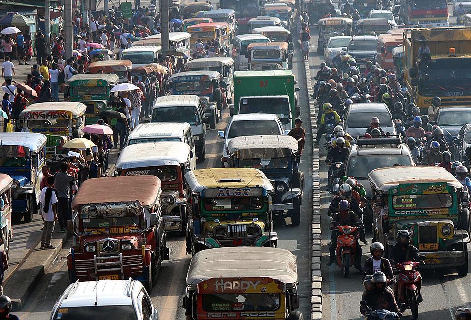 How Danny Lim plans to solve Metro Manila's traffic problem