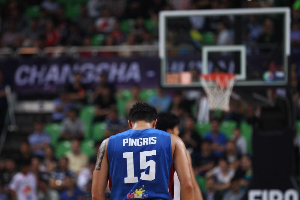 Gilas Pilipinas falls short against home team China ...