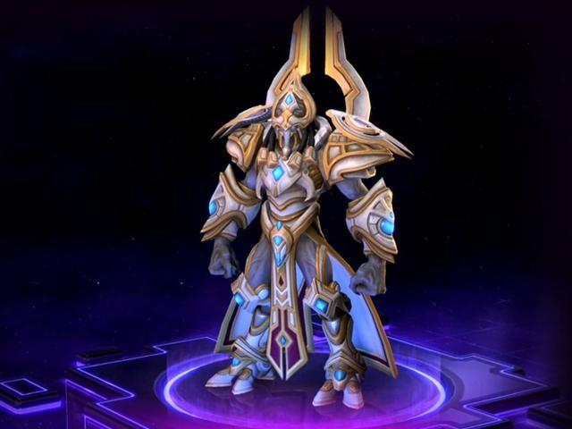 Build Artanis Dps Hots