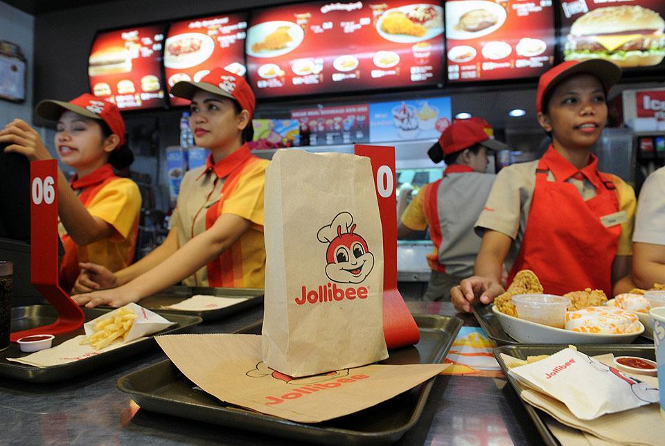 Jolibee menu. Image: GMA News