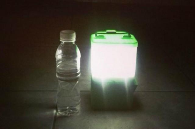 Salt Water Lamp How Does It Work : Engr. Aisa Mijeno Invents Lamp That Runs on Saltwater, Obama and Ma Approved! - GineersNow