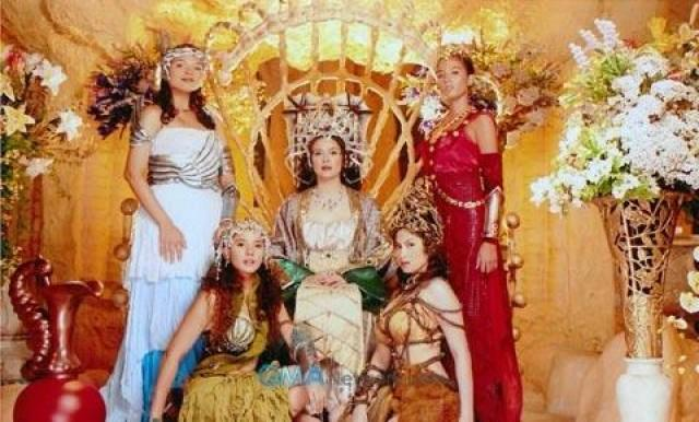 Encantadia fever is back this week after the actresses who will play