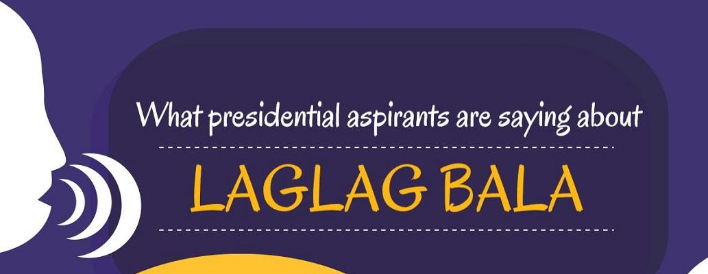 how to avoid laglag bala
