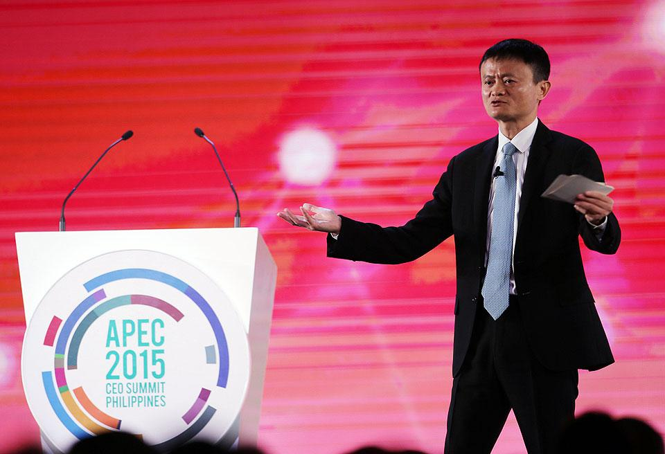 The Magic Words Of Alibaba S Jack Ma Money Gma News Online
