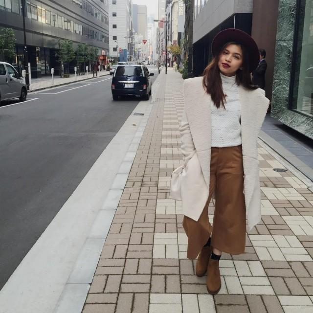 Maine Mendoza shows off fashion style in Japan vacation | Showbiz | GMA News Online