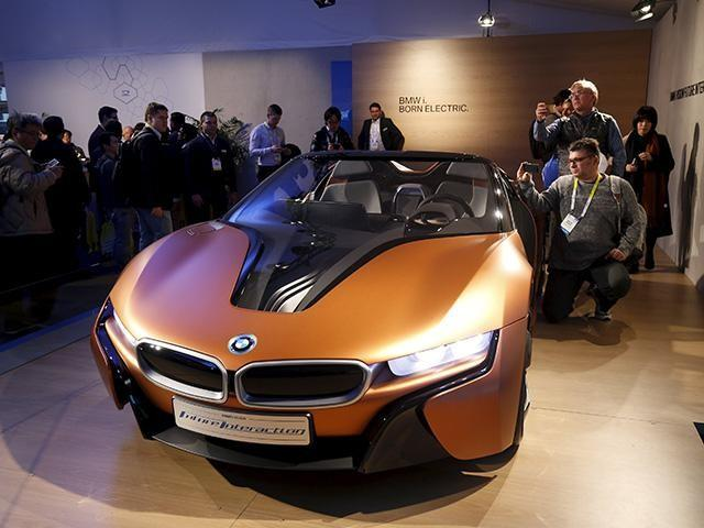 At 100 Bmw Sees Radical New Future In World Of Driverless Cars