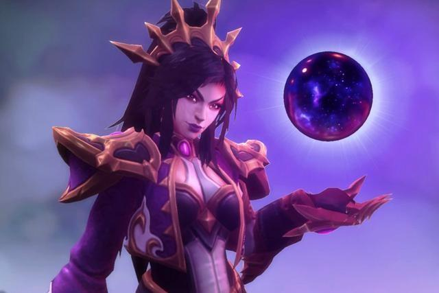Heroes Of The Storm Spotlights Li Ming The Wizard In New