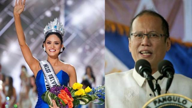 pnoy and pia wurtzbach dating Miss universe 2015, pia wurtzbach is dating the hottest doctor on instagram doctor mike.