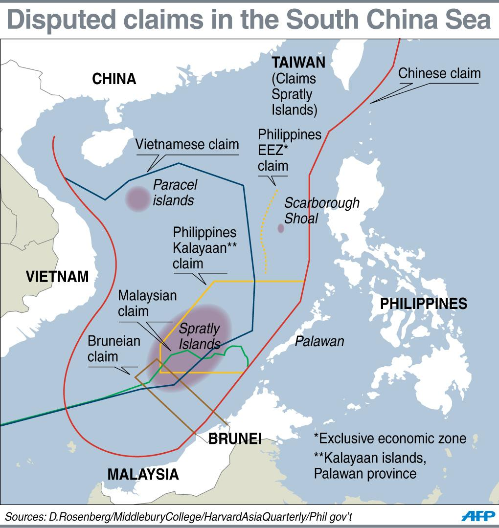 ANALYSTS SAY: US diplomatic strategy on South China Sea appears to founder