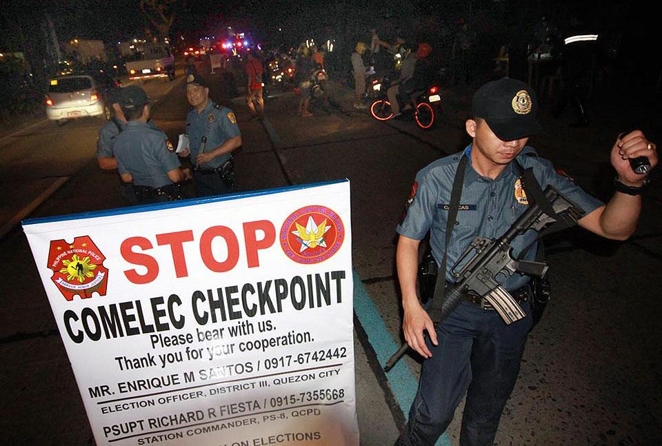 gun ban in philippines enumeration By mikha flores, vera files president aquino has asked the commission on elections to exempt him from the gun ban that takes effect nationwide when the election.