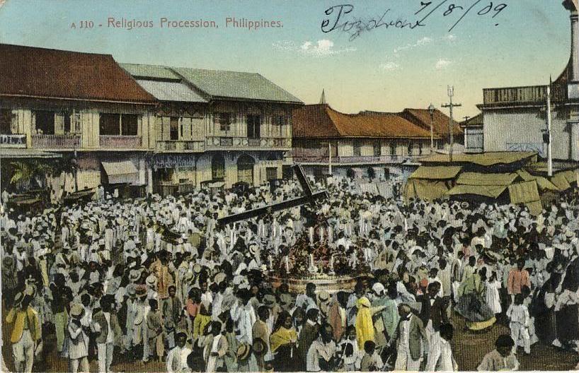 Ang Prusisyon ng Nazareno, mula noon hanggang ngayon, ay