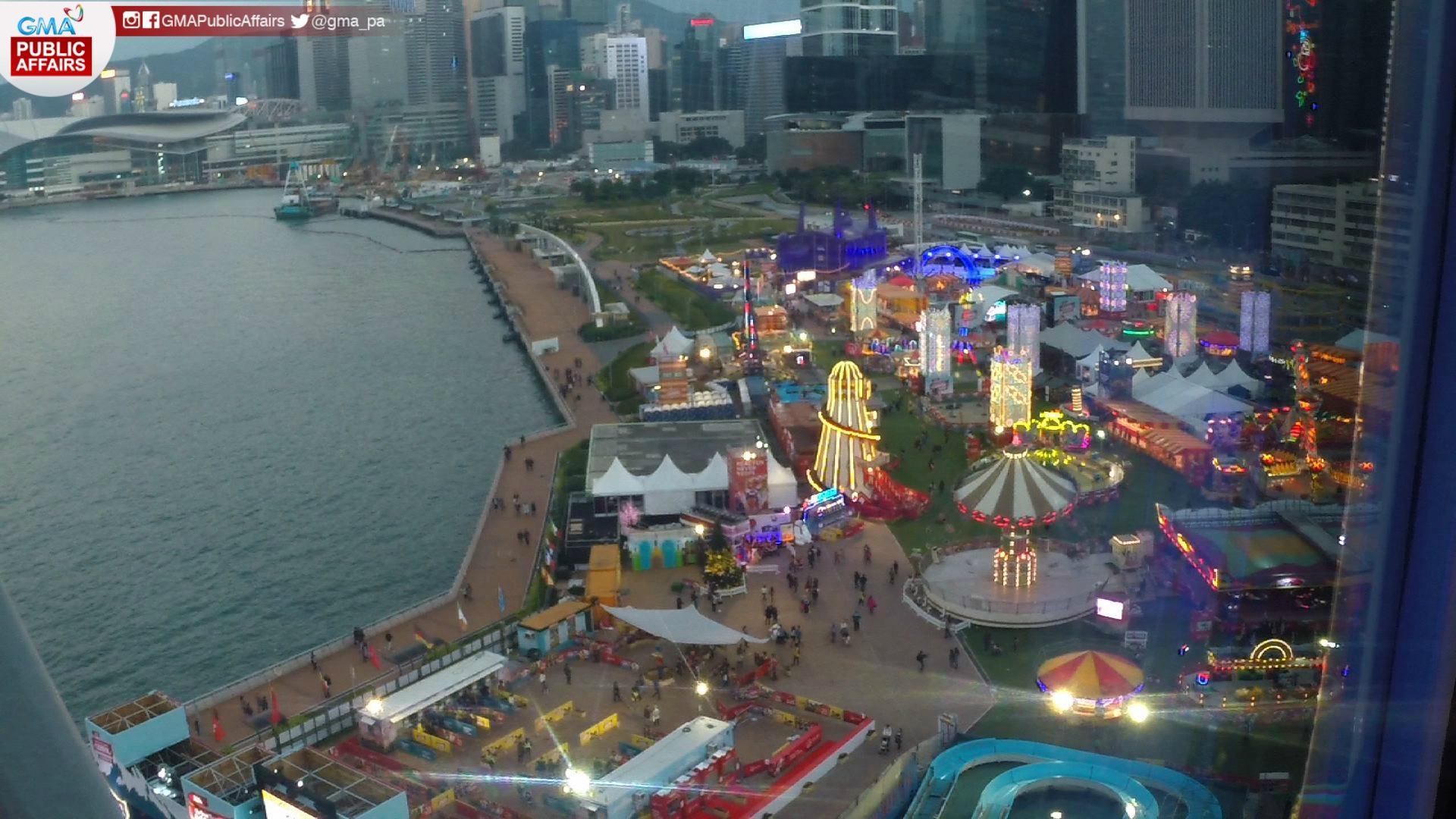 much budget need going hongkong