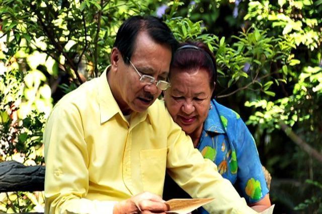 Isang kuwento ng 'forever' na nagsimula sa mga love letter