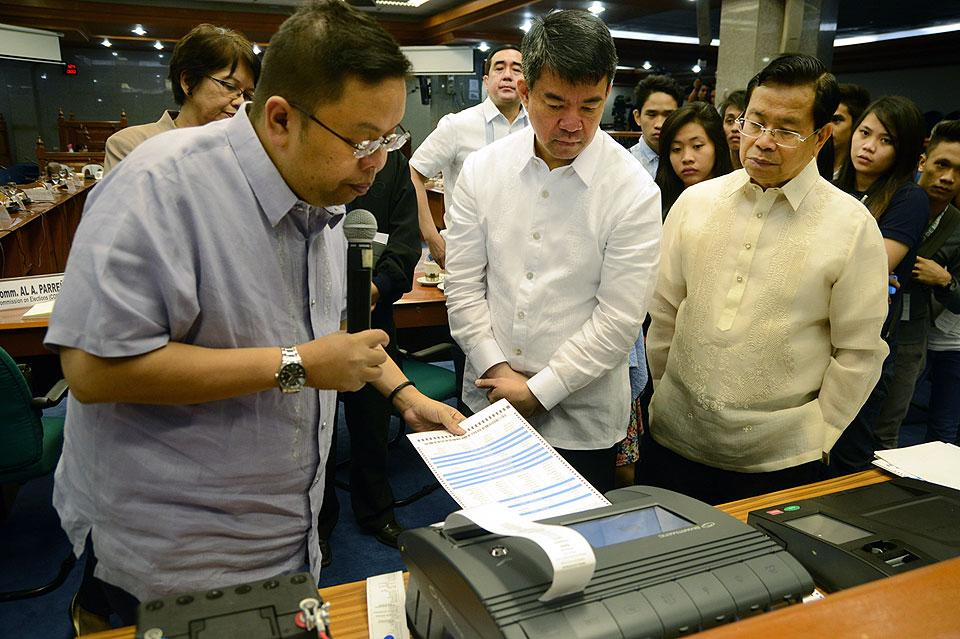 automated election in the philippines Protecting the sanctity of the ballot since 1940 all content is in the public domain unless otherwise stated website is maintained by the comelec information technology department since 17 may 2001.