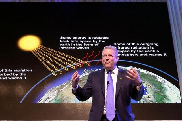Image result for al gore speech climate change