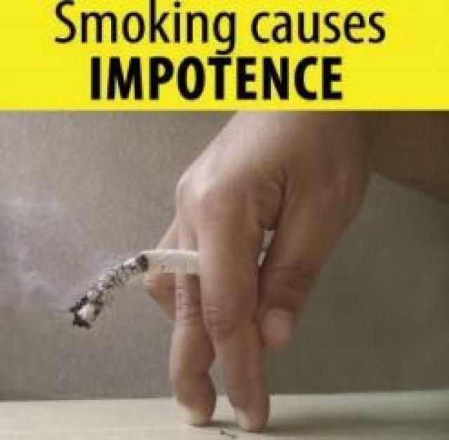 Does Smoking Cause Impotence