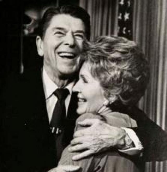 Obama praises Nancy Reagan's Alzheimer's work | News | GMA ...