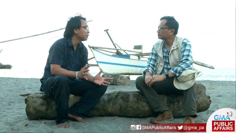 'Climate Justice,' dokumentaryo ni Howie Severino ngayong Sabado sa ' I-Witness'