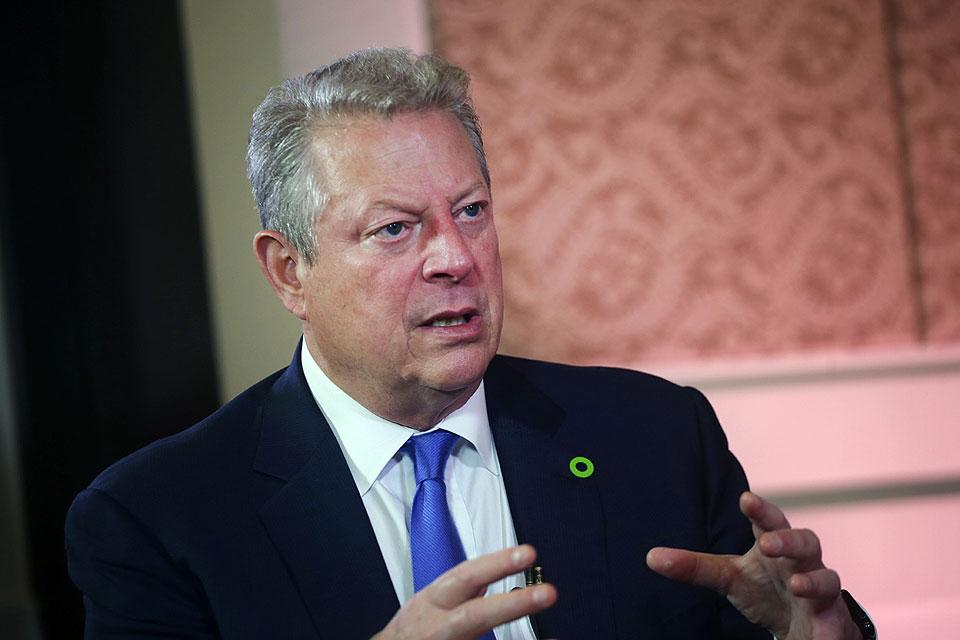 an evaluation of us vice president al gores concerns on greenhouse gases Former vice president al gore has made a second career out of global warning i do not think he actually does any research but rather serves as a spokesman for the researchers  answered.
