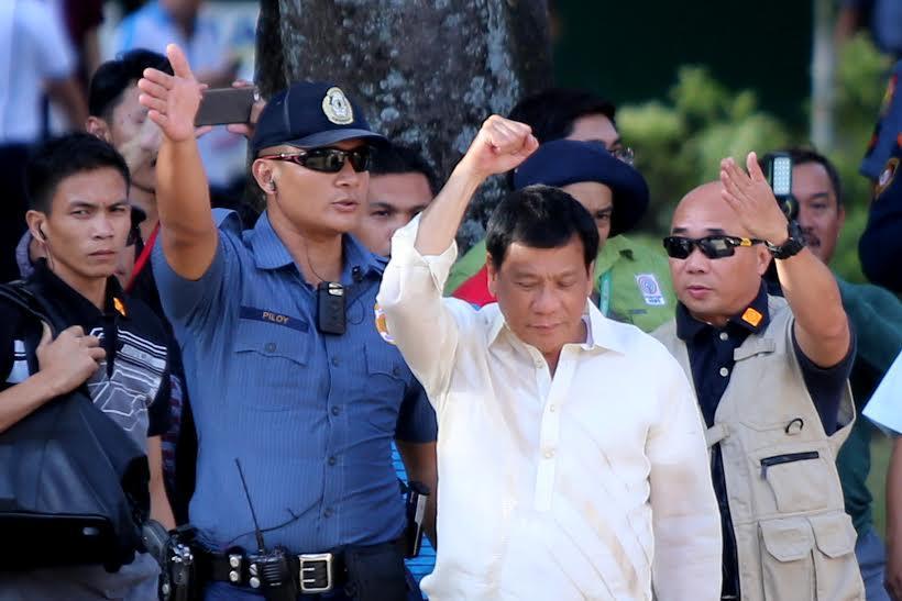 Why Duterte was against Binay's documents at debate